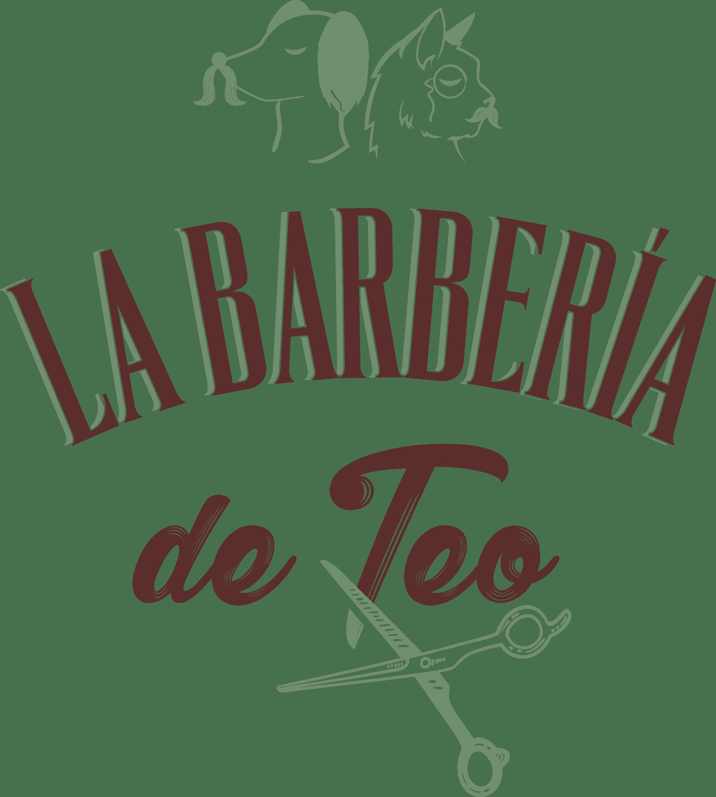 La Barberia De Teo Logrono Logo